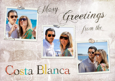 Greetings from Costa Blanca