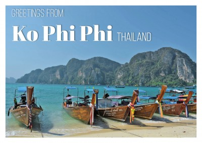 Photo of Kho Phi Phi's beach