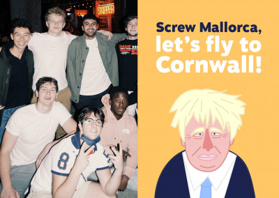 Screw Mallorca, let's fly to Cornwall!