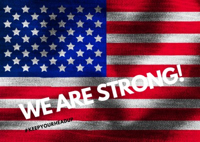 WE ARE STRONG!