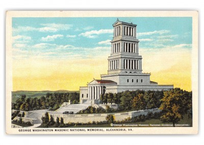 Alexandria, Virginia, George Washington Masonic National Memorial