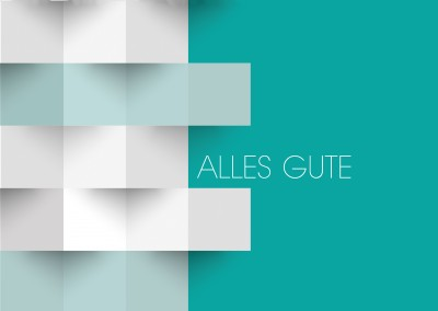 Over-night-Design alles Gute