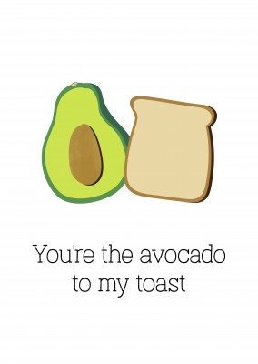 AVOCADO & TOAST