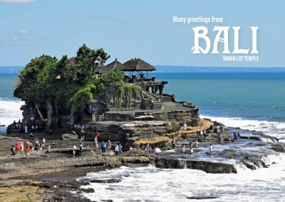 photo Bali, Tanah Lot Temple