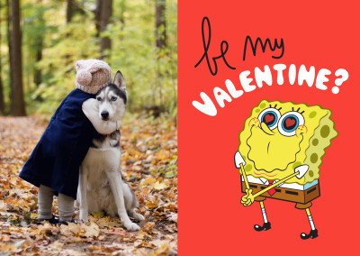 Be my Valentine? - Spongebob