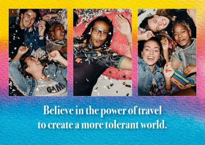 HI USA – Believe in the power of travel to create a more tolerant world