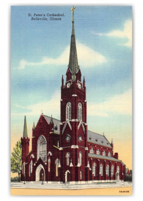 Belleville Illinois St. Peter's Cathedral
