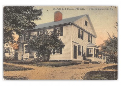 Bennington, Vermont, The Old Swift House