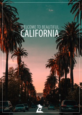 Welcome to beautiful California