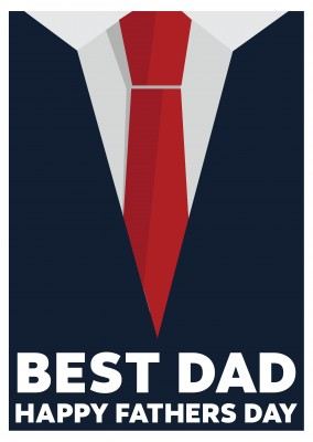 Best Dad Suit