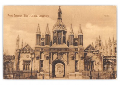 Cambridge, Massachusetts, Front gateway, Kings College
