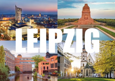 LEIPZIG TRAVEL Fotocollage