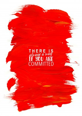 There is always a way if you are committed