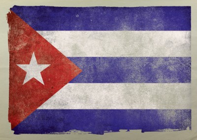 flag cuba
