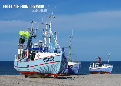 Greetings from Denmark – Jammerbugt Torup Beach