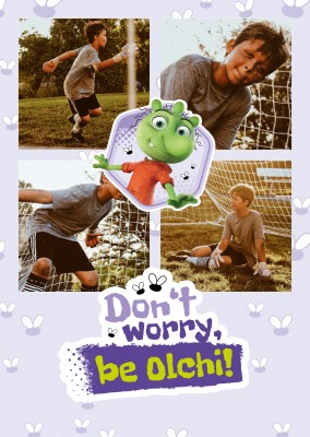 Die Olchis Film Don't worry, be Olchi