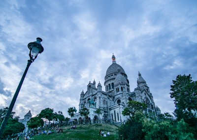 James Graf foto de Paris Montmartre