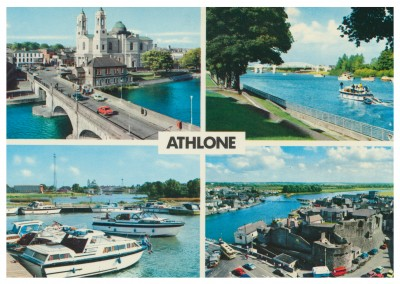 John Hinde photo d'Archive Athlone