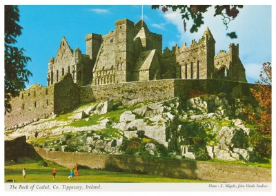 John Hinde photo d'Archive, Le Rocher de Cashel