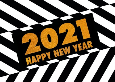 2021 – Happy New Year