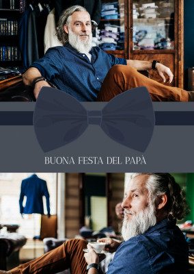 Over-Night-Design Buona festa del papà