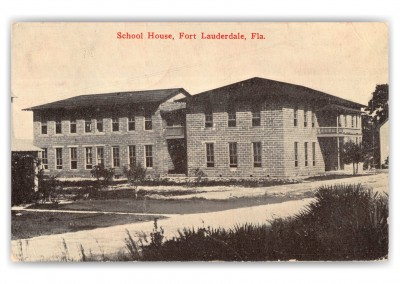 Fort Lauderdale, Florida, School House