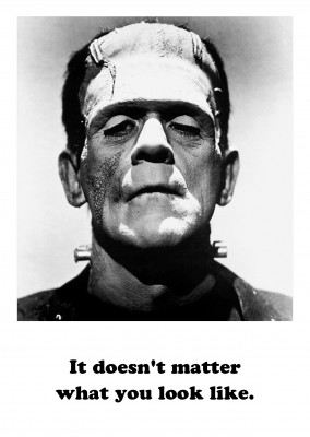 Photo Frankenstein funny quote
