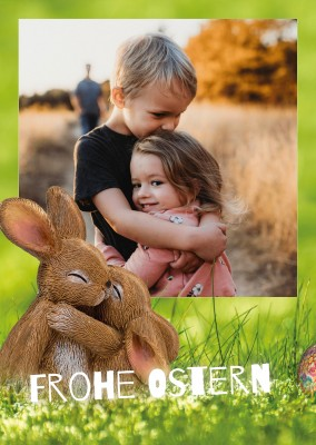 GREETING ARTS  Frohe Ostern