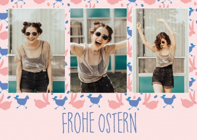 Frohe Ostern! - Anna Grimal