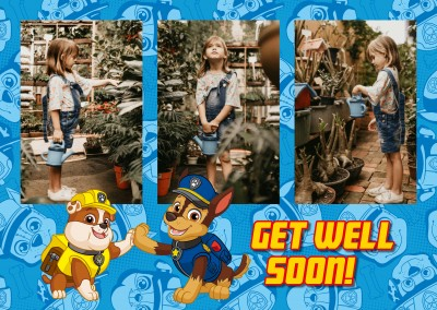PAW Patrol Get well soon