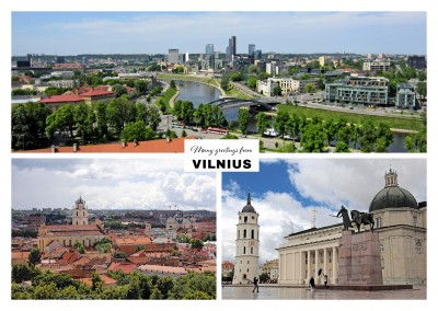 Vilnius - old city