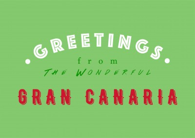 Greetings from the wonderful Gran Canaria