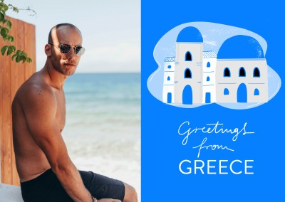 Greetings from Greece
