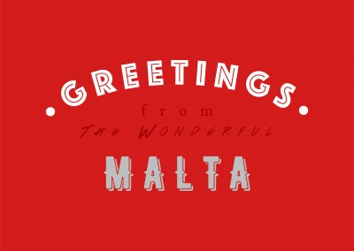 Greetings from the wonderful Malta