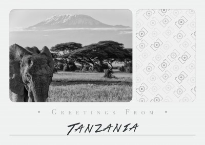 Greetings from Tanzania