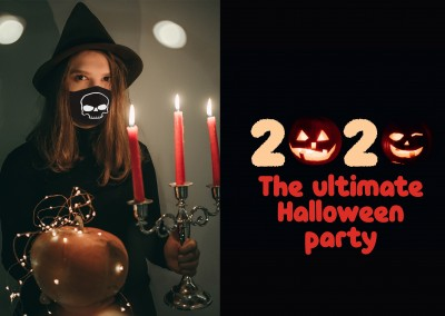 2020 - The ultimate Halloween party