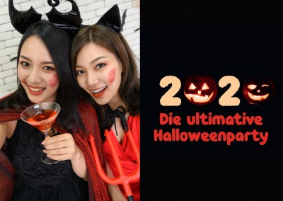2020 - Die ultimative Halloweenparty