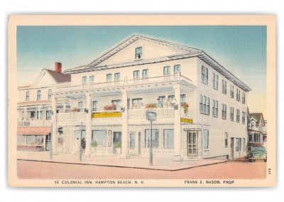 Hampton Beach, New Hampshire, Ye Colonial Inn