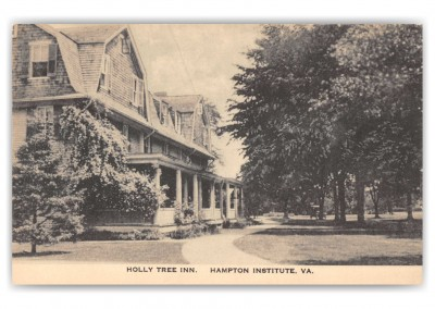 Hampton, Virginia, Holly Tree Inn
