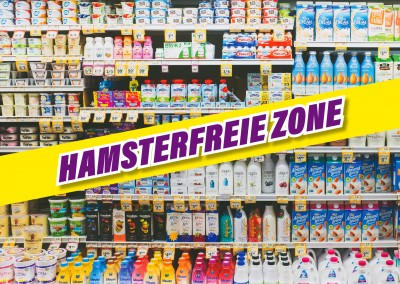 Hamsterfreie Zone