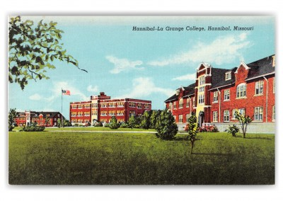 Hannibal, Missouri, Hannibal-La Grange College