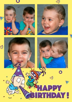 RUGRATS Happy Birthday
