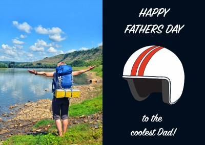 Happy Fathers Day - Coolest Dad
