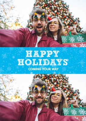 Honstelling International Design Happy Holidays coming your way