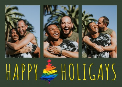 Travels of Adam – Happy Holigays