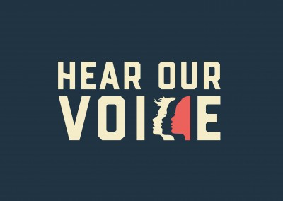 hear our voice womans march