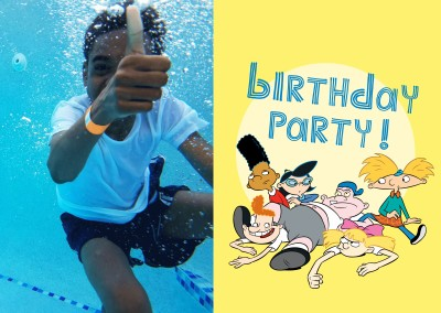 Hey Arnold! - BIRTHDAY PARTY!