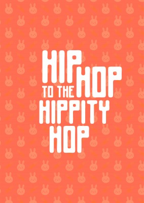 Hip Hop to the Hippity Hop