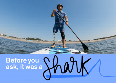 Before you ask, it was a Shark