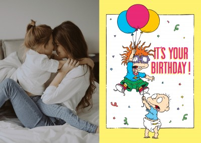 RUGRATS It's your Birthday